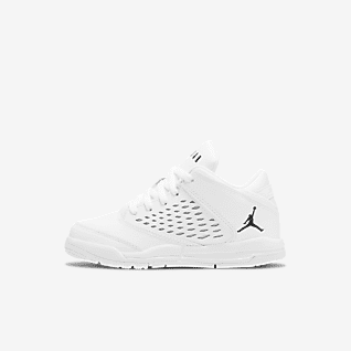 Jordan Flight Origin 4 Younger Kids' Shoe