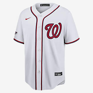 MLB Washington Nationals (Max Scherzer) Men's Replica Baseball Jersey