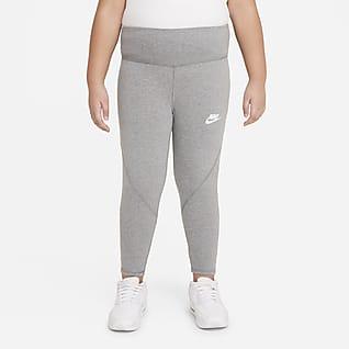 Nike Sportswear Favorites Big Kids' (Girls') High-Waisted Leggings (Extended Size)