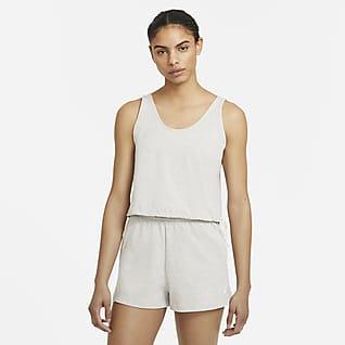 Nike Yoga Camiseta de tirantes para mujer
