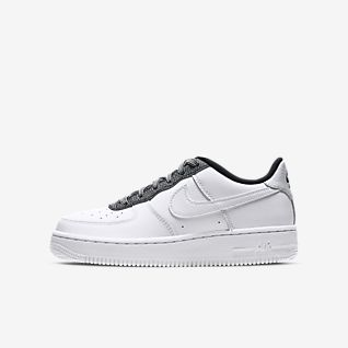 Girls Air Force 1 Shoes.