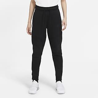 Nike Sportswear Tech Fleece Bukse til store barn (gutt)