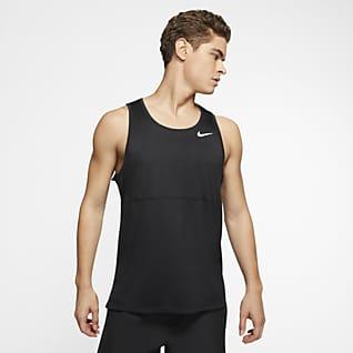 Nike Breathe Camiseta de tirantes de running para hombre
