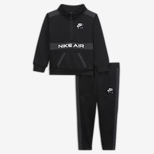 Nike Air Zestaw bluza i joggery dla niemowląt (12–24 M)