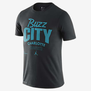 Charlotte Hornets Mantra Men's Jordan Dri-FIT NBA T-Shirt