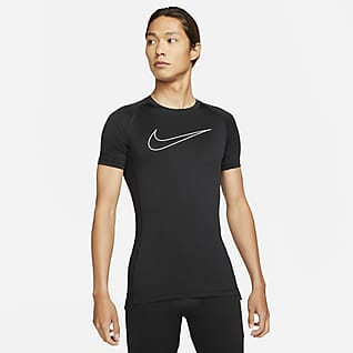 Nike Pro Dri-FIT Men's Tight Fit Short-Sleeve Top