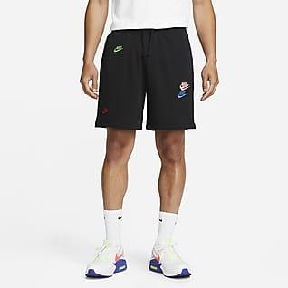Nike Sportswear Essentials+ 男款法國毛圈布短褲