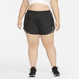 "Nike Dri-FIT Tempo Women's 3"" Running Shorts (Plus Size)"