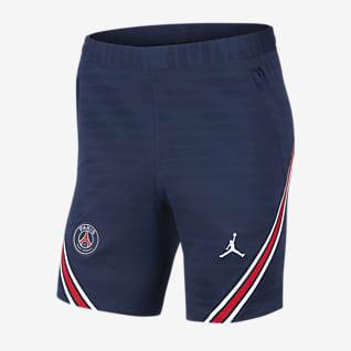 Paris Saint-Germain Strike Home Shorts de fútbol para hombre