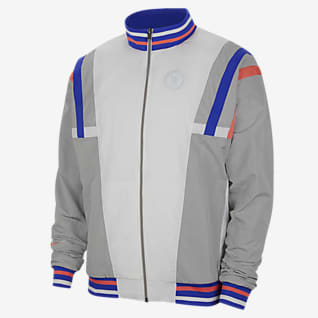 Chelsea FC Men's Woven Jacket