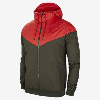 Portugal Windrunner Men's Woven Jacket