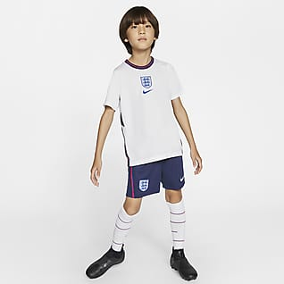England 2020 Home Younger Kids' Football Kit