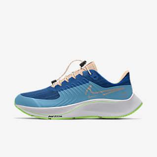 Nike Air Zoom Pegasus 38 Shield By You Personalisierbarer, wetterfester Damen-Laufschuh