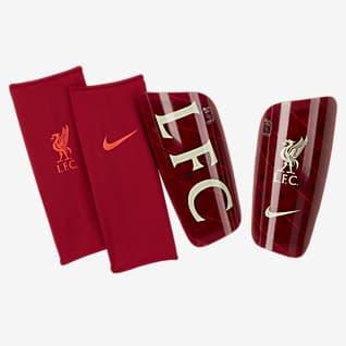 Liverpool FC Mercurial Lite Leggskinn til fotball