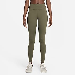 Nike Dri-FIT One Normal Belli Kadın Taytı