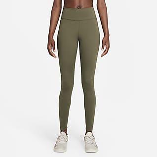 Nike Dri-FIT One Leggings de tiro medio para mujer