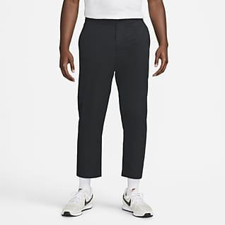 Nike Sportswear Style Essentials Pantalones al tobillo de tejido Woven sin forro para hombre