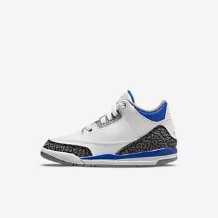 Jordan Retro 3 Chaussure pour Jeune enfant