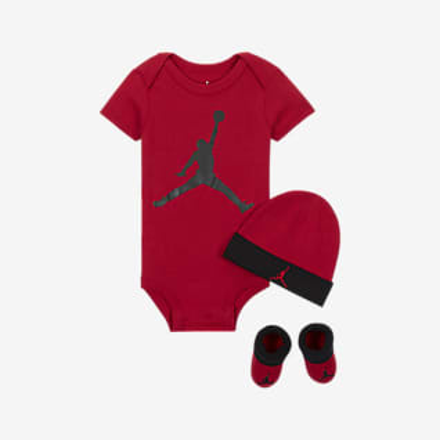 Jordan 3-delt gaveæske til babyer