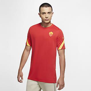 A.S. Roma Strike Camiseta de fútbol de manga corta para hombre
