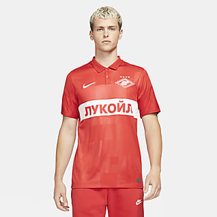 Spartak Moscow 2021/22 Stadium Domicile Maillot de football Nike Dri-FIT pour Homme
