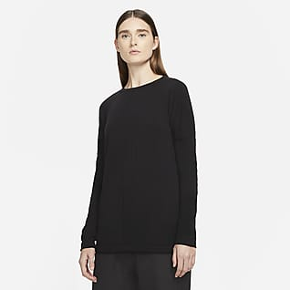 Nike ESC Women's Long-Sleeve Knit Top