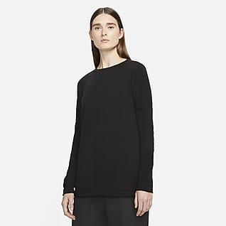 Nike ESC Långärmad stickad tröja för kvinnor