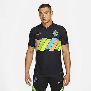 Match Inter de Milão 2021/22 Camisola de futebol Nike Dri-FIT ADV para homem