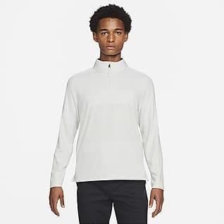 Nike Dri-FIT Vapor Pánské golfové tričko s polovičním zipem