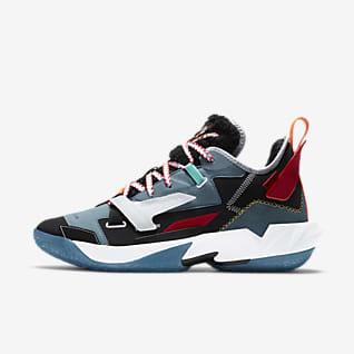 Jordan 'Why Not?' Zer0.4 x Facetasm Basketball Shoe