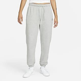 Jordan Essentials กางเกงขายาวผ้าฟลีซผู้หญิง