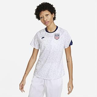 U.S. Women's Nike Dri-FIT Pre-Match Soccer Top