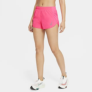 Nike Dri-FIT Tempo Race Hardloopshorts voor dames