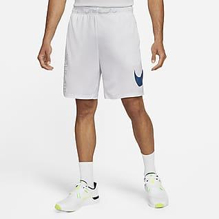 Nike Dri-FIT Sport Clash Strick-Trainingsshorts für Herren