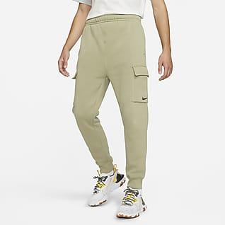 Nike Sportswear Pantalon cargo en tissu Fleece pour Homme