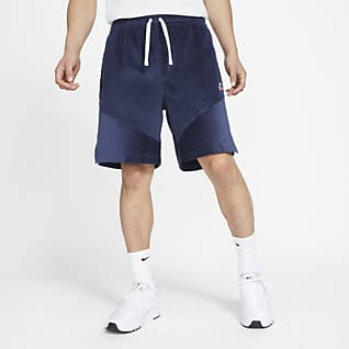 Nike Sportswear Heritage Windrunner Shorts de pana para hombre