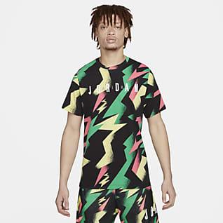 Jordan Jumpman Air Kortermet T-skjorte med trykk til herre