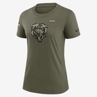 Nike Dri-FIT Salute to Service Legend (NFL Chicago Bears) Women's T-Shirt