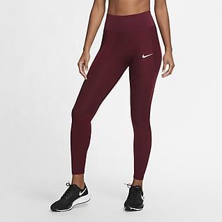 Nike Epic Luxe Damskie fakturowane legginsy do biegania