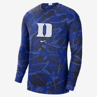 Nike College Dri-FIT Spotlight (Duke) Men's Long-Sleeve Top