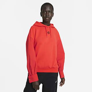Nike Sportswear Icon Clash Hættetrøje til kvinder