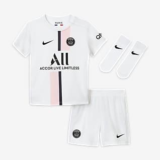 Paris Saint-Germain 2021/22 - Away Divisa da calcio - Neonati/Bimbi piccoli