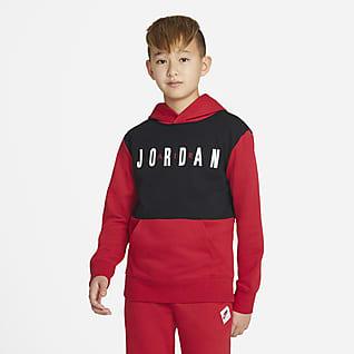 Jordan Jumpman Air Big Kids' (Boys') Pullover Hoodie