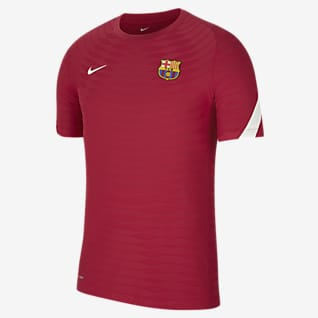 FC Barcelona Elite Nike Dri-FIT ADV Kurzarm-Fußballoberteil für Herren