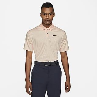 Nike Dri-FIT Vapor Polo da golf a righe - Uomo