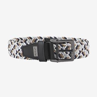 Nike Multi-Weave Stretch Woven Cinturón de golf para hombre