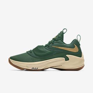 Nike Zoom Freak 3 By You Custom Basketball Shoes