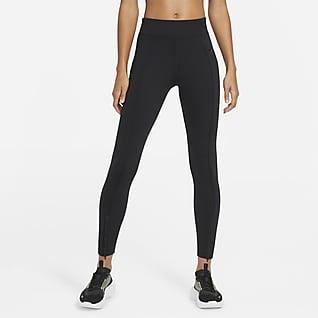Nike Sportswear Leg-A-See Leggings de cintura subida para mulher