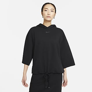 Nike Sportswear Icon Clash Women's Short-Sleeve Hoodie