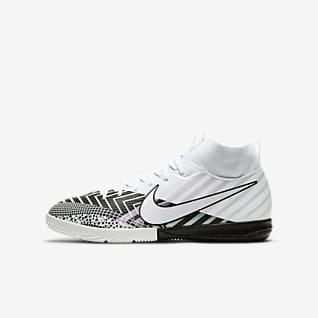 Nike Jr. Mercurial Superfly 7 Academy MDS IC Halowe buty piłkarskie dla małych / dużych dzieci